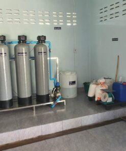 ติดตั้งโรงงานน้ำดื่ม